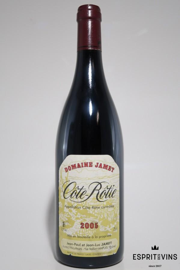 la cote des vins 2005